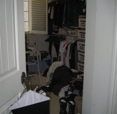Closet Before 1