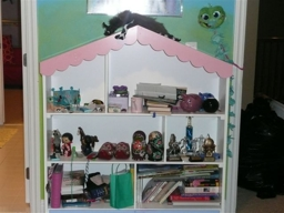 Kendall's room Before1