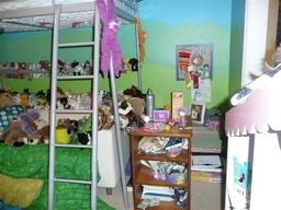 Kendall's room Before3