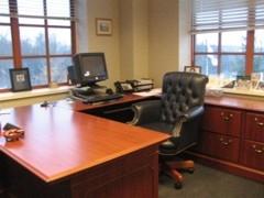 Loris' Desk after 2